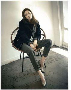 Gong Hyo Jin Vogue Korea