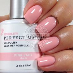 LeChat Perfect Match Pink Lady - Chickettes.com