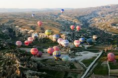 Cappadocia, Turkey! One of the best decisions i've ever made! So beautiful, spiritual, and fun to do!