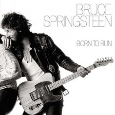 Bruce Springsteen - Born to run  Columbia PC 33795 - Enregistré en 1974 & 1975 - Paru le 25 août 1974  Note: 6/10.