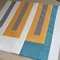 Modern Block of the Month (BOM) ~ March Sew-Along