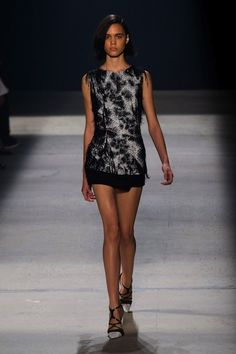 Narciso Rodriguez, NYFW Spring 2014