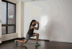 4. Reverse Lunge With Knee-Up #plyometric #bodyweight #workout http://greatist.com/fitness/explosive-bodyweight-exercises