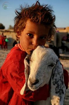 """""""Where there is love, there is life.""""  Mazar-e-Sharif, Afghanistan 2012 ©Fawad Azimi's Photography"""