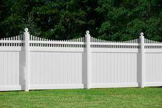 illusions pvc vinyl privacy fence