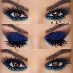 @sabellamakeup @sabellamakeup  #anastasiabeverlyhills#anastasiabrows#nyxcosmetics#tartecosmetics#toofaced#benefit#sigmabeauty#morphebrushes#instafollow#follow#followme#instamakeup#smokeyeye#eyemakeup#makeupgeek#makeupjunkie#glamorousmakeupobsession#wakeupandmakeup#universodamaquiagem_oficial#makeupartistsworldwide#bblogger#beautyblogger#makeupblogger#beautyaddict#dressyourface#vegas_nay#brian_champagne#makeupforever#makeuplover#fierce