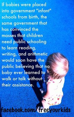 The case for homeschooling/unschooling