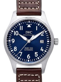 IWC Pilot`s Watch Fliegeruhr Mark XVIII Edition Le Petit Prince IW327004