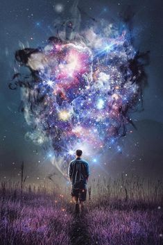Psy Art, Universe Art, Galaxy Art, Image Hd, Psychedelic Art, Surreal Art, Galaxy Wallpaper, Fantasy Art, Cool Art
