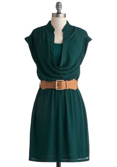 Ask the Anthropologist Dress | Mod Retro Vintage Dresses | ModCloth.com