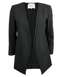 Designers Remix: Black Livajack jacket