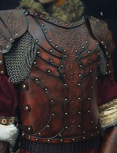 LARP Body Armour Vendel order online with larp-fashion.co.uk