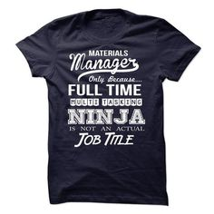 Materials Manager T Shirts, Hoodie. Shopping Online Now ==►…