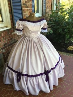 8301bda886f 28 Best Sheer Civil War Gowns images