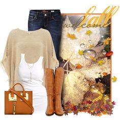 """""""Welcome FALL"""" by casuality on Polyvore"""