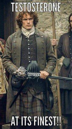 Dedicated to James Alexander Malcolm Mackenzie Fraser and all things Outlander Outlander Funny, Outlander Fan Art, Outlander Quotes, Outlander Tv Series, Sam Heughan Outlander, Outlander 2016, Starz Outlander, Outlander Casting, Diana Gabaldon