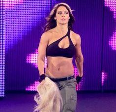 Survivor Series 2012 - Kaitlyn vs Eve - Divas Championship