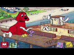 Clifford the big red dog en espanol   Memoria musical