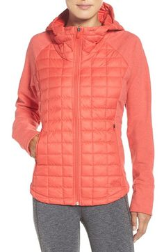 The North Face 'Endeavor' ThermoBall PrimaLoft® Quilted Jacket   Nordstrom