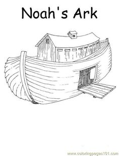 noah animals coloring pages | coloring pages noah 7 (other ... - Noahs Ark Coloring Pages Print