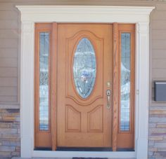 Get exterior home repair & renovation services with lasting results. Opal's a Naperville contractor specializing in roofing, windows & siding since Wooden Door Design, Wooden Doors, Front Entry, Entry Doors, Roofing Contractors, Home Repair, Windows, Door Ideas, Opal