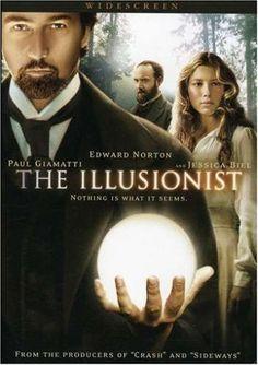 the illusionist | The Illusionist (Widescreen Edition) Cover Art