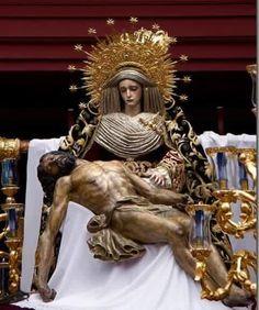 Cristo de la Misericordia y Nuestra Señora de la Piedad
