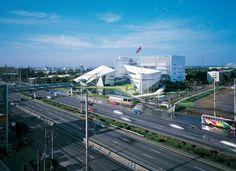 Arch2O --  Bangkok University Landmark Complex -- a49 Architects