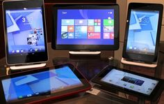 HP announces 5 new tablets. Take your pick! ~ via cybershack.com