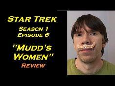 The Star Trek Project Video Digest 5 – I Wear a Moustache Star Trek Season 1, Moustache, Writing, Stars, Reading, Fun, Women, Mustache, Sterne