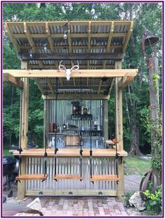 If you are looking for Diy Backyard Kitchen, You come to the right place. Here are the Diy Backyard Kitchen. This post about Diy Backyard Kitchen was posted under t. Bar Patio, Backyard Kitchen, Fire Pit Backyard, Backyard Patio, Backyard Landscaping, Backyard Storage, Pool Bar, Pergola Patio, Landscaping Ideas