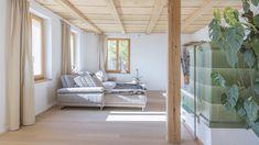 Wunderschöne, moderne 3.5 Zimmer Wohnung in einem Bauernhaus in Hinterfultigen zu vermieten.