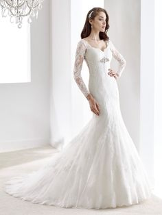 Nicole Spose Wedding Dresses Jolies Collection - MODwedding