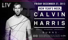 Calvin Harris at #LIV #Nightclub #Miami #NYEweekend #edm  TICKETS: http://edm-nye.wantickets.com/Events/144644/Calvin-Harris-LIV/