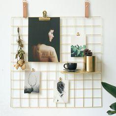 Сетка на стену — это великолепное дополнение в ваш офис, спальню или даже гостиную! Размещайте на ней свои любимые фото, список дел или сделайте коллаж!