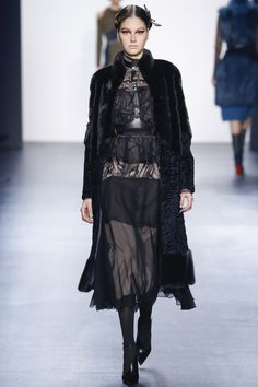 Bibhu Mohapatra | New York Fashion Week | Fall... - welcome in the world of fashion