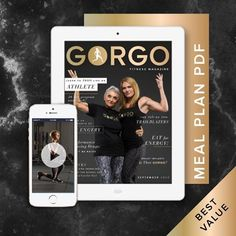 Your favorite magazine just got BETTER. Looking for a complete workout program each month? With our brand new Premium Subscription to GORGO Magazine you will not only receive powerful content right to your inbox, you will also receive: ✔Access to training app that contains day-by-day workout programs, on demand videos and personal tracking features, and more! Access set up within 48 hours of purchase. And much much more! #GORGOmag