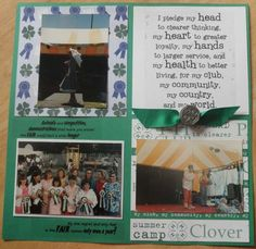Layout: County Fair - 4H Layout page 2