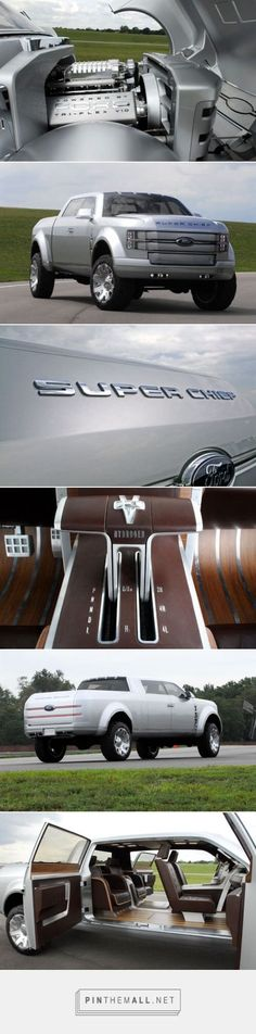 Ford Super Chief 2012 Concept - created via http://pinthemall.net
