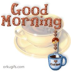 Short Coffee Quotes | Good Morning! It's Coffee Time - Images and e-cards