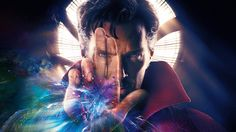 His incredible will power was predicated on simple invariable daily actions rather than springing from some internal fountainhead of immutability. (Marvel Doctor Strange Poster)