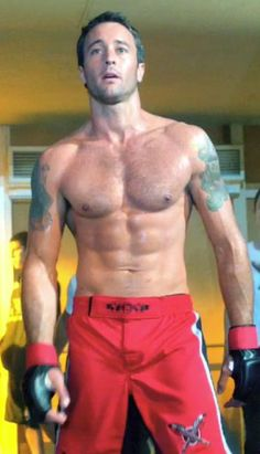 ♥♥ Alex O'Loughlin ♥♥  This is my muse for Nick Lockhart!