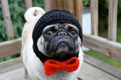 Dog Groom Wedding Hat / Made to Order von Sweethoots auf Etsy, $16,00