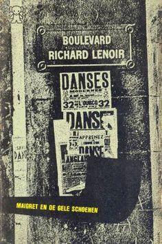 Simenon, Georges - Maigret en de gele schoenen.Dick Bruna
