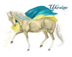 Horse Hetalia: Ukraine by Moon-illusion on deviantART