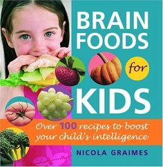 Brain food voor kinderen en gezond eten