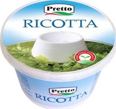 Сыр Pretto Ricotta 45%