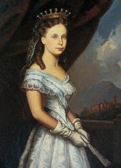 Carlist Queen consort of Spain, Margherita of Bourbon-Parma