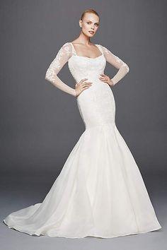 Mermaid & Trumpet Wedding Dresses | David's Bridal
