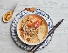 Love your Katong laksa? Learn how to whip up this nyonya favourite easily.